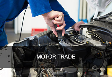 Insurance broker motor trade